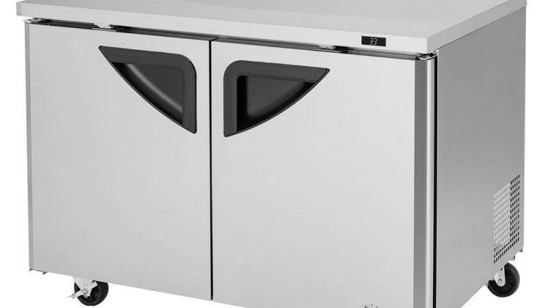 """TWF-48SD-N6 48""""Super Deluxe Worktop Freezer"""