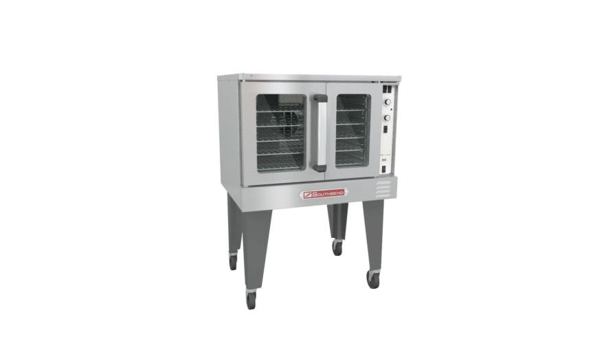 BGS/12SC Single Deck Gas Convection Oven-54K btu