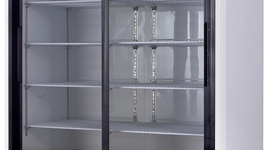 BKGM48SL-HC Slide Glass Door Merchandiser Refrigerator