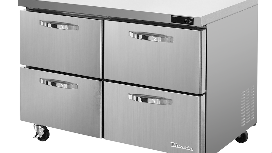 BLUR48-D4-HC Undercounter Refrigerator Drawer