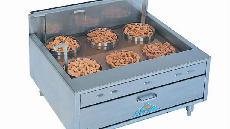 Comstock Castle Funnel Cake Fryer - Counter Unit - 2932SF
