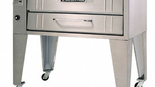 Bakers Pride 151 SuperDeck Series Single Deck Gas Pizza Oven
