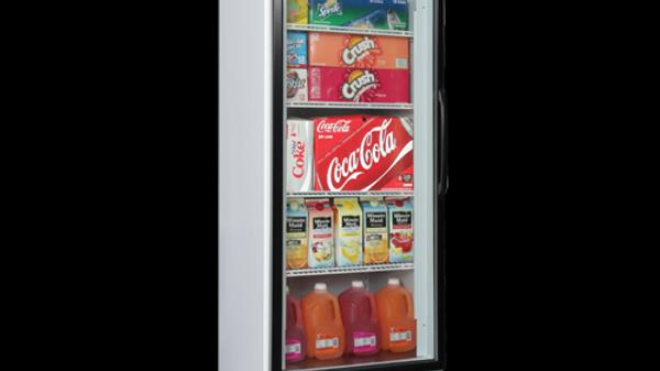 Master-Bilt BMG-23-HGP Refrigerator