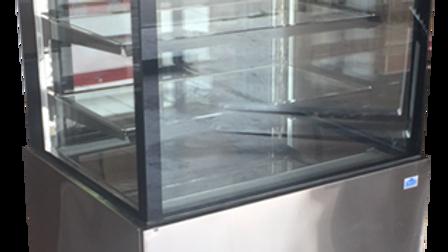 """3 Plane Glass 36"""" Refrigerated Cold Deli Case(XCD900-3)"""