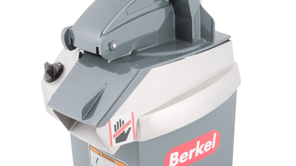 Berkel C32/2-STD Continuous Feed Food Processor with Shredder / Slicing Plates -