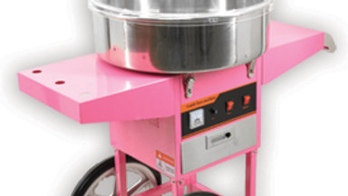 COTTON CANDY MACHINE With Trolley Cart