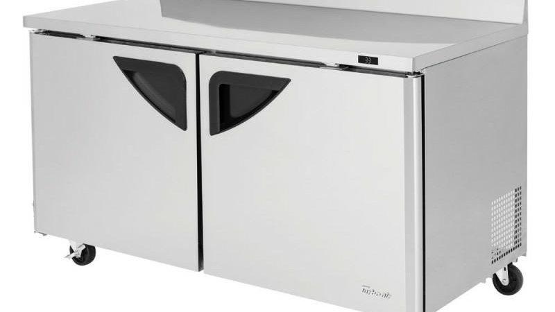"""TWR-60SD-N 60"""" Super Deluxe Worktop Refrigerator"""