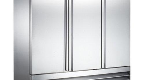 Saba Triple Door SS Refrigerator S-72R