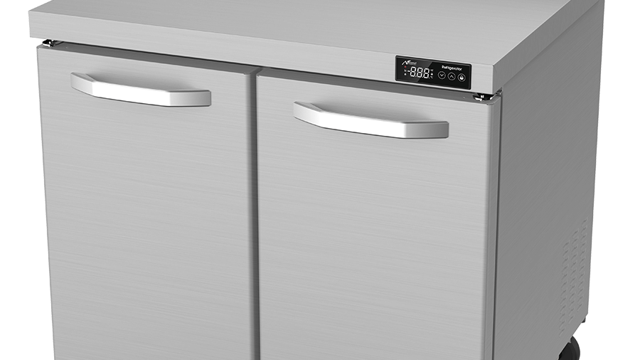 BLUF36-WT-HC Worktop Freezer