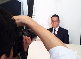 プロフィール写真撮影(男性)