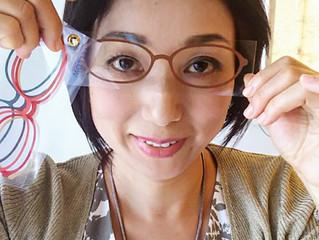 メガネはお顔の一部です( *´艸`)