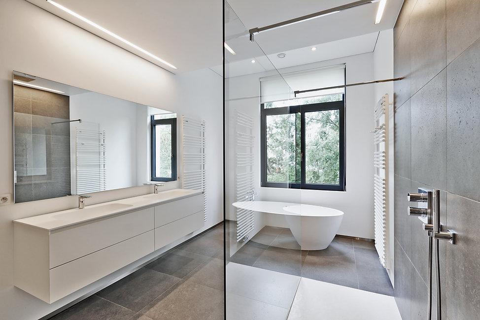 frameless shower screen newcastle