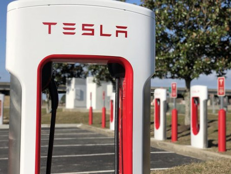 Tesla Superchargers At I-10 & Louisiana Ave