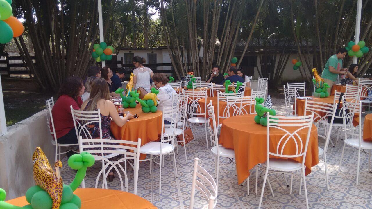 Buffet Infantil Rancho Alegro