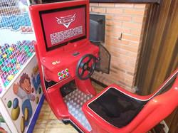 Simulador de corrida Rancho Alegro