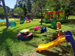 Área kids Rancho Alegro