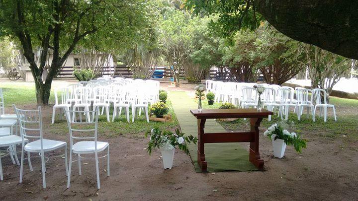 Casamento ao ar livre Campinas