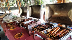 Buffet Churrasco Rancho Alegro