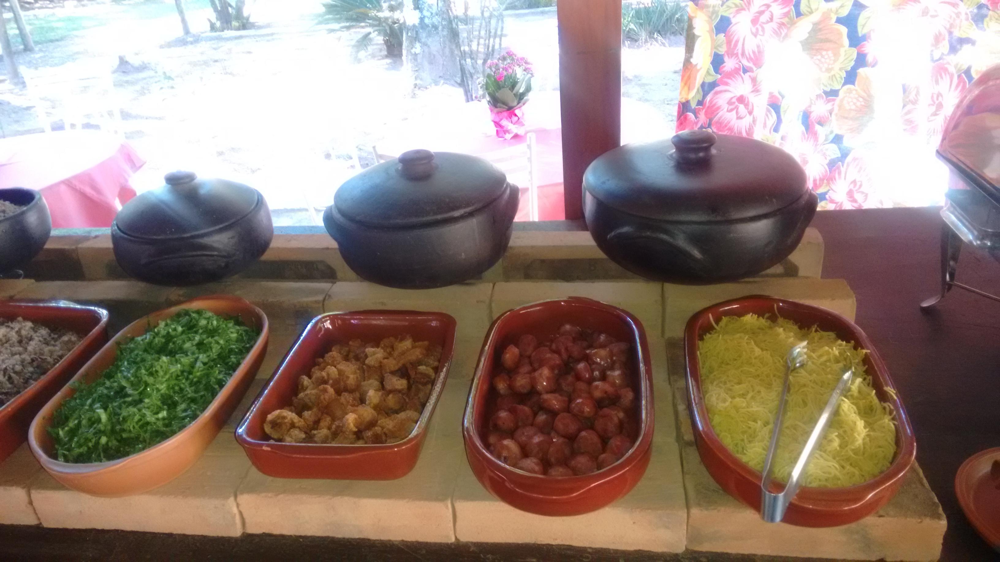 Buffet Comida Mineira Rancho Alegro