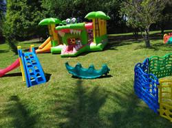 Área Kids + Kid Play jacaré