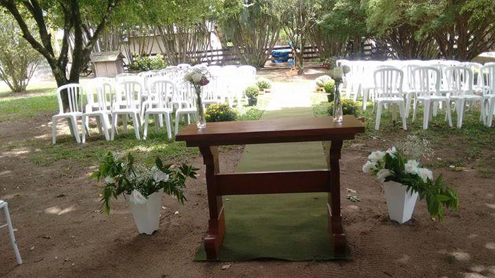Casamento em chácara Valinhos