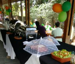 Buffet Strognoff Rancho Alegro