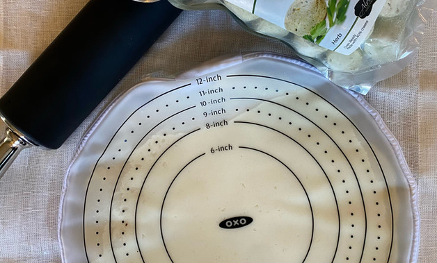 Bun Crust Rolling Guide