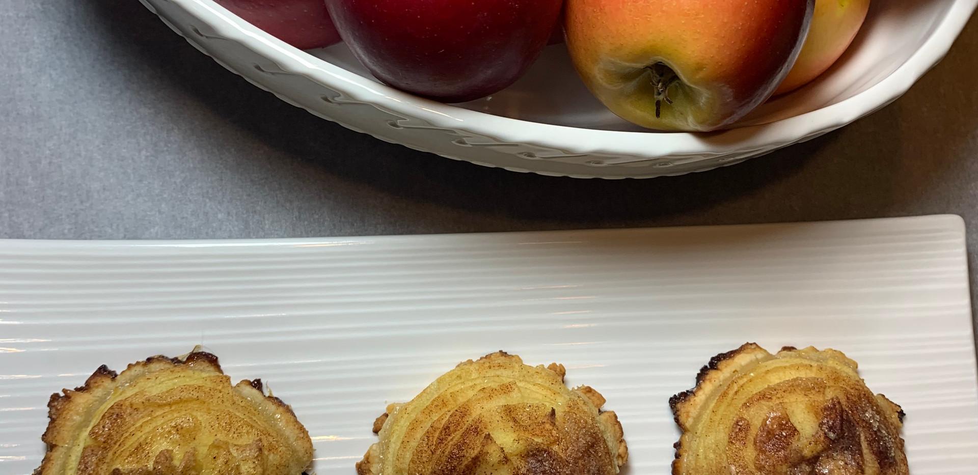 Gluten Free Apple Tarts