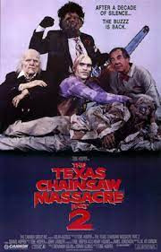 TEXAS CHAINSAW MASSACRE 2 (1986)