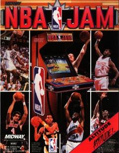 NBA JAM (ARCADE, 16-BIT)