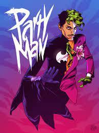 Batman Soundtrack - Partyman (Prince)