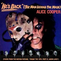 Alice Cooper - He's Back (Man Behind the Mask)
