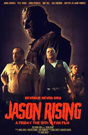JASON RISING: FRIDAY THE 13TH FAN FILM (2021)