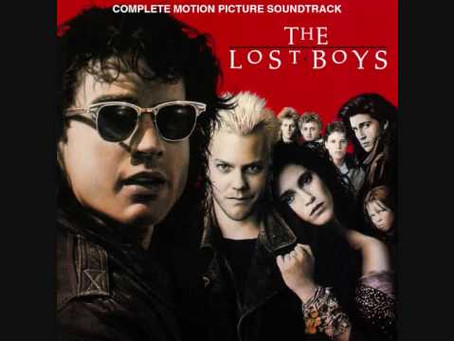 Lost Boys Soundtrack - Lost in the Shadows