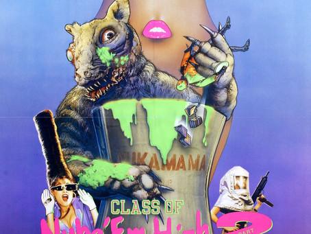 CLASS OF NUKE EM HIGH 2: SUBHUMANOID MELTDOWN (1991)