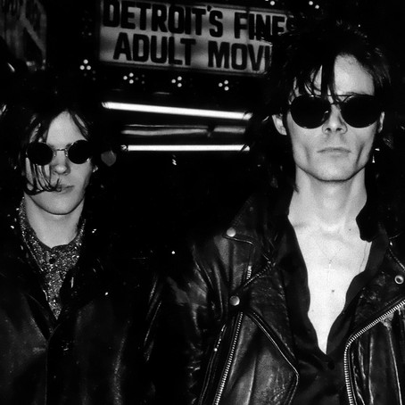 Sisters of Mercy - Lucretia My Reflection