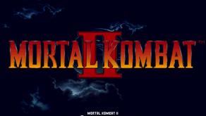 MORTAL KOMBAT II (ARCADE)