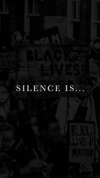 Silence Is...