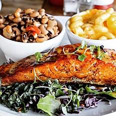 Cajun Salmon*