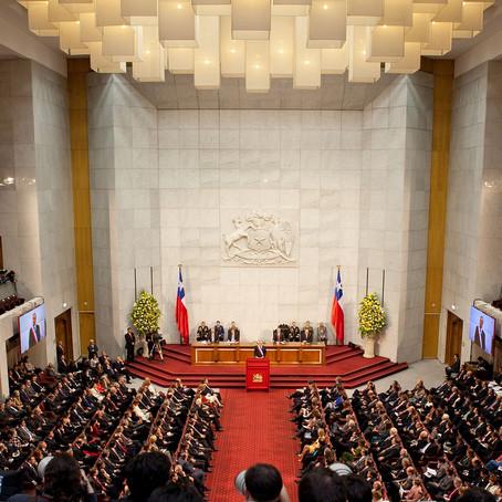 Reformas políticas: Legislar pensando en un todo.