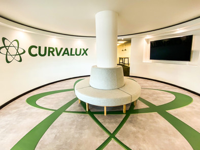 Curvalux: Office Transformation and Plans to Expand the Team
