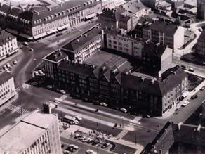 Wie Phoenix aus der Asche – Der Kaiserplatz im Jahr 1965