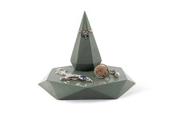 Modern jewelry display set