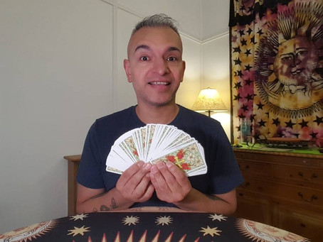 Today's Tarot for Sunday May 17th, 2020 ...