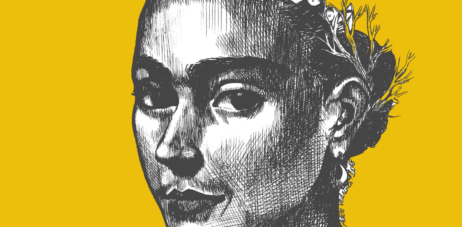 Frida Kahlo par Anne Védrines