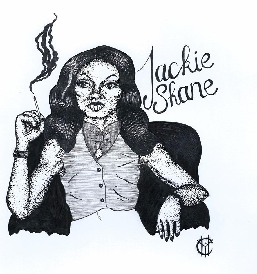 Jackie Shane par Hyacinthe