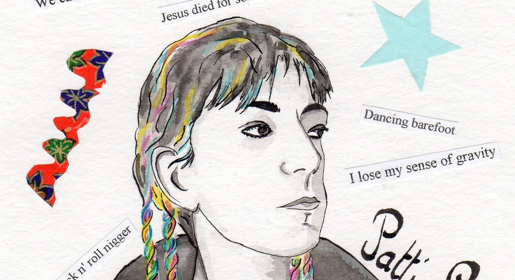 Patti Smith par Béa