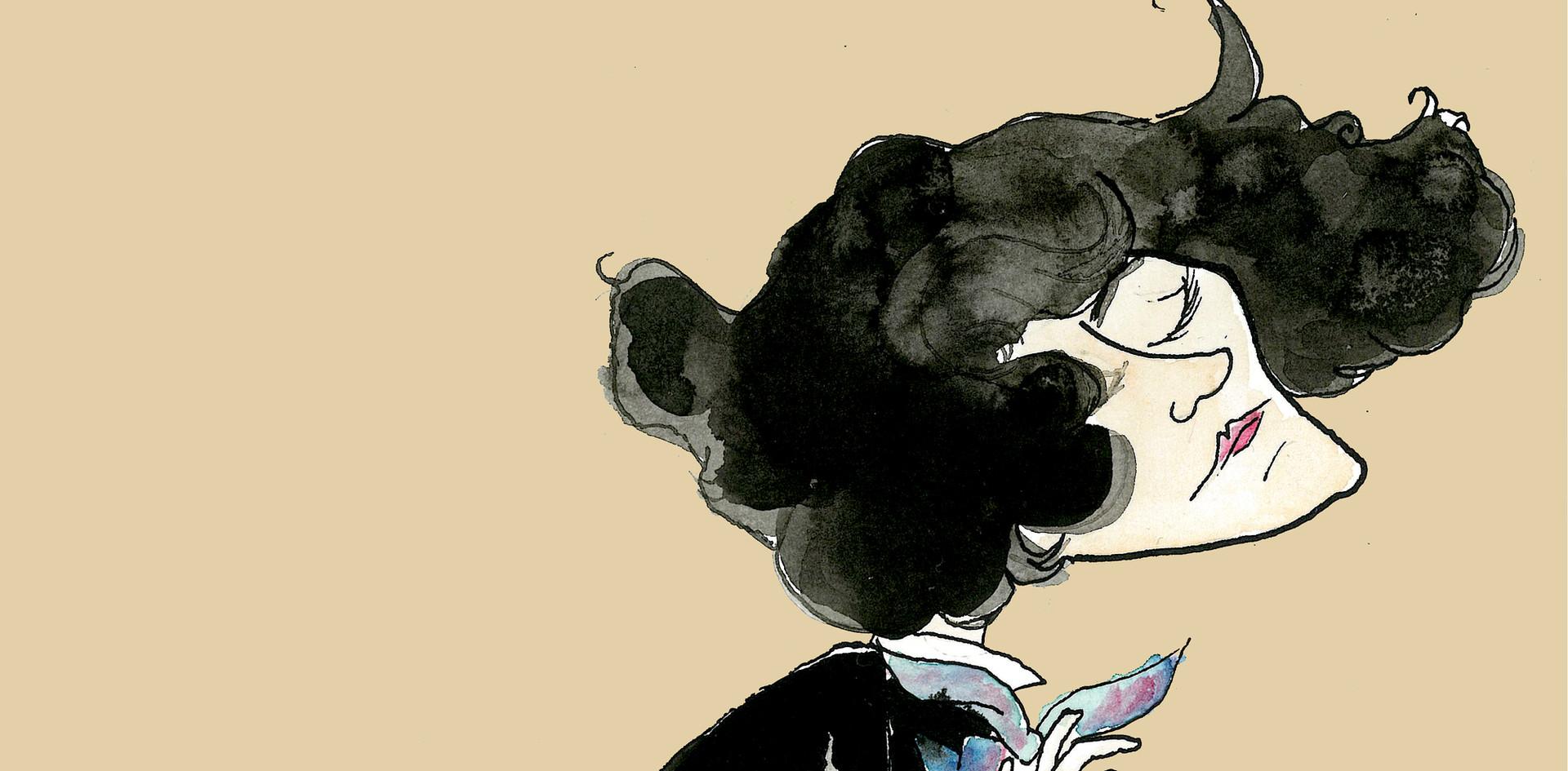 Colette par Sophie Cousinié