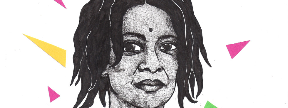 Toni Cade Bambara par Laurène Hamery Ferraz