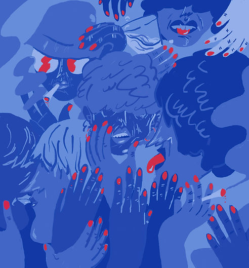 Violences sexuelles Rafaelle Fillastre